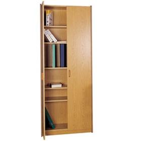 M dulo de 5 estantes con puertas ofi z insumos para for Muebles de oficina zona norte