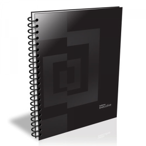 CUADERNO ESPIRAL LEDESMA EXECUTIVE A5 120 Hjs.